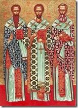 «Свет миру». Память трех святителей