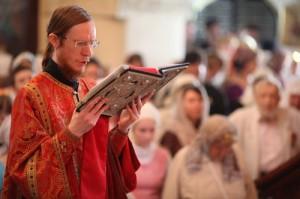 Протоиерей Владимир Хулап. Как складывался чин чтения Евангелия на Литургии