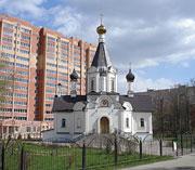 Место храмов в современной архитектуре
