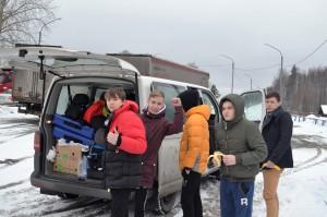 Боец проверяется в бою. Воспитанники окормляемого нашим приходом детского дома выступили на Чемпионате Карелии по Карате Киокушинкай, прошедших в г. Петрозаводск.