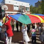 Детский праздник в день Антипасхи в нашем храме (+ Видео)