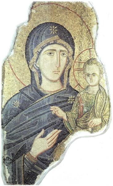 Пресвятая Богородица, икона