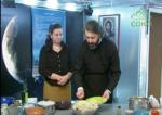 Кулинарное паломничество. Храм равноапостольных Константина и Елены. Готовим салат
