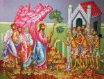 Проповедь протоиерея Михаила Бравермана 18.11.16 после поздней Литургии на Евангелие о десяти прокаженных