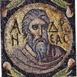 Рыб ловитву оставив, апостоле, человеки уловляеши тростию проповеди