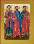 День памяти мучеников Инны, Пинны и Риммы
