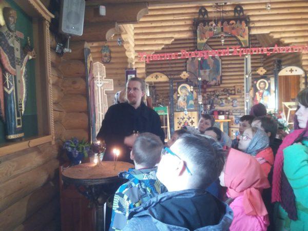 Пасхальная традиция нашего храма