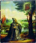 Явление чудотворной иконы Югской Божией Матери прп. Дорофею.