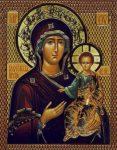 Празднование Влахернской иконе Божией Матери
