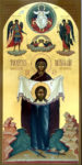 Память иконе «Торжество Пресвятой Богородицы» (Порт-Артурской)