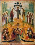 Сегодня в Православной Церкви  праздник- Происхождение (изнесение) честных древ Животворящего Креста Господня.