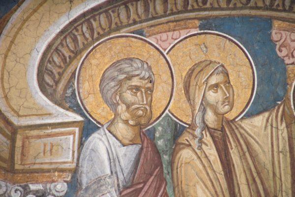Архимандрит  Иоанн (Крестьянкин).Слово в день памяти св. Иоакима и Анны