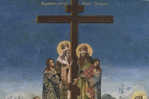Главный знак нашей веры: тайна и сила креста