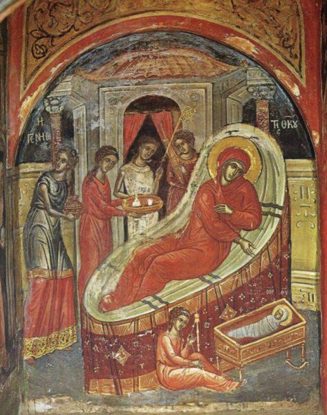 Празднование Рождества Пресвятой Богородицы в нашем храме