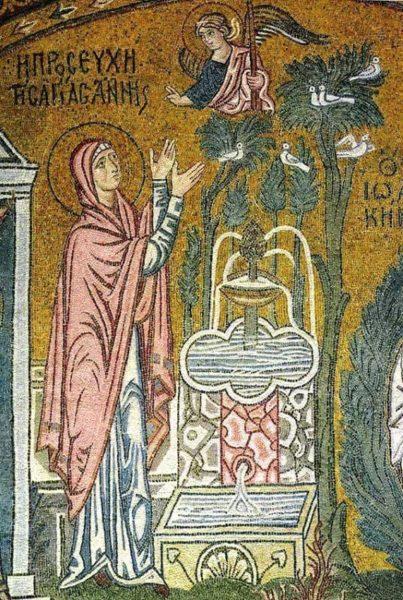 Митрополит Вениамин (Федченков). Величание Божией Матери. Размышления о празднике Рождества Пресвятой Богородицы