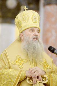 Митрополит Санкт-Петербургский и Ладожский Варсонофий наградил иерея Антония Лынова.